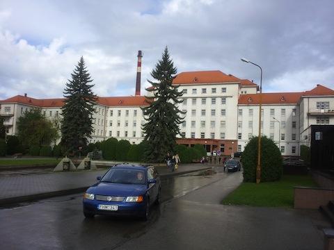 Universitetssjukhuset