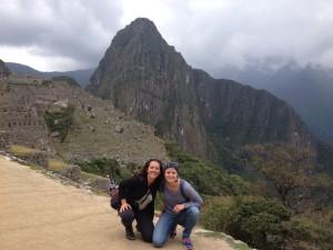 Anna-Karin i Peru