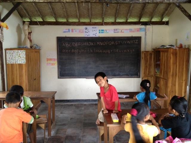 volontär Bali
