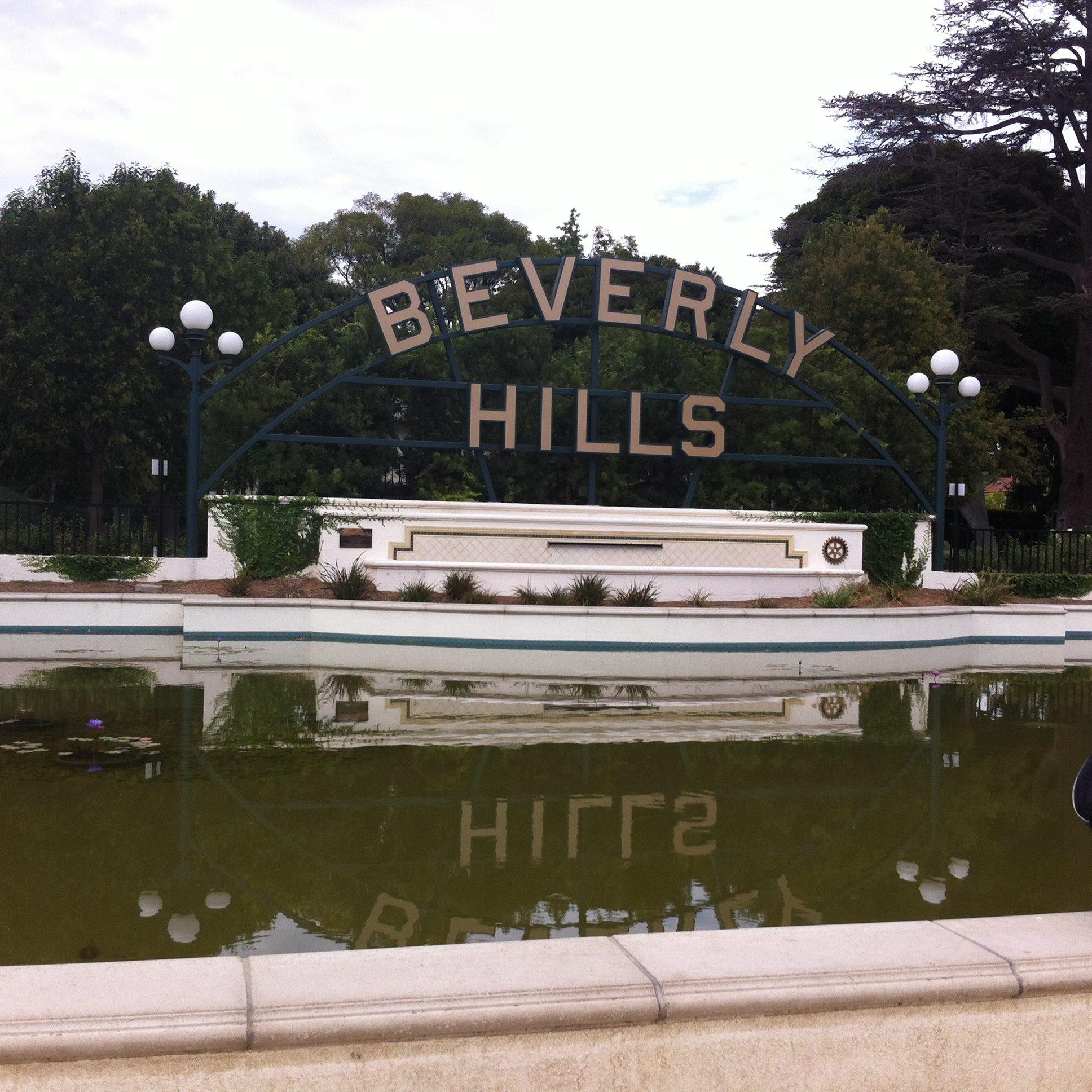 Utflykt till Beverly Hills