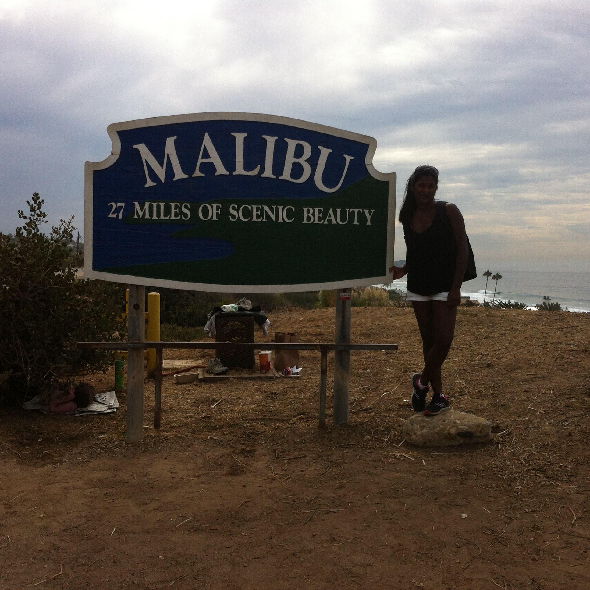 Lyxiga Malibu