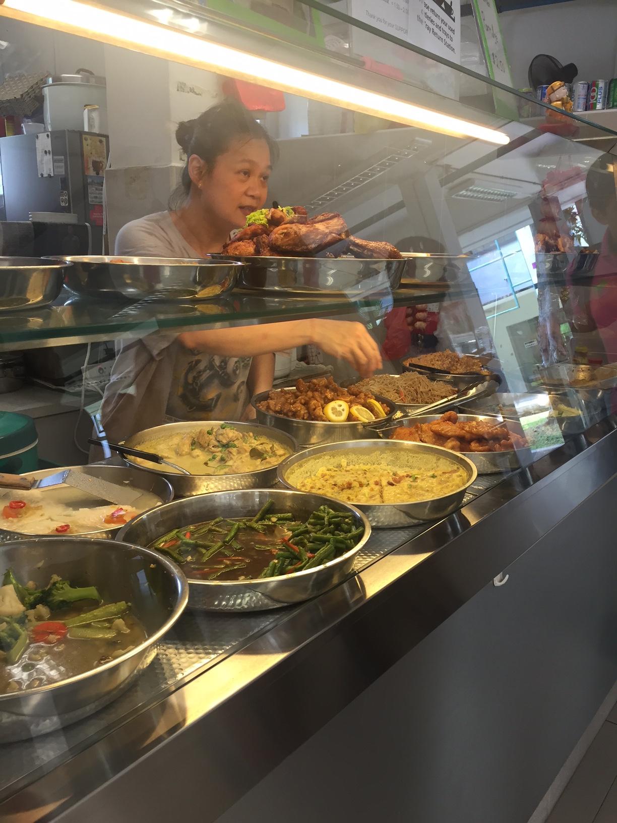 Food a la Curtin Singapore
