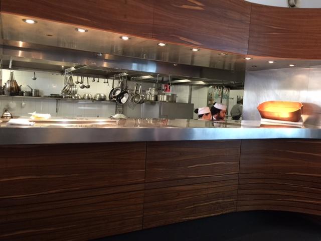 Fine dining i Sydney, Australien – allt av elever!