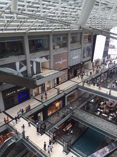 Marina Bay Shoppes