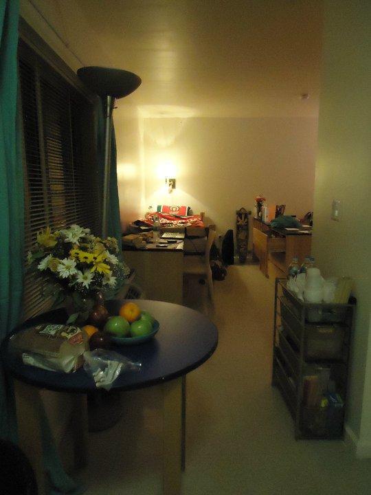 Mitt första rum