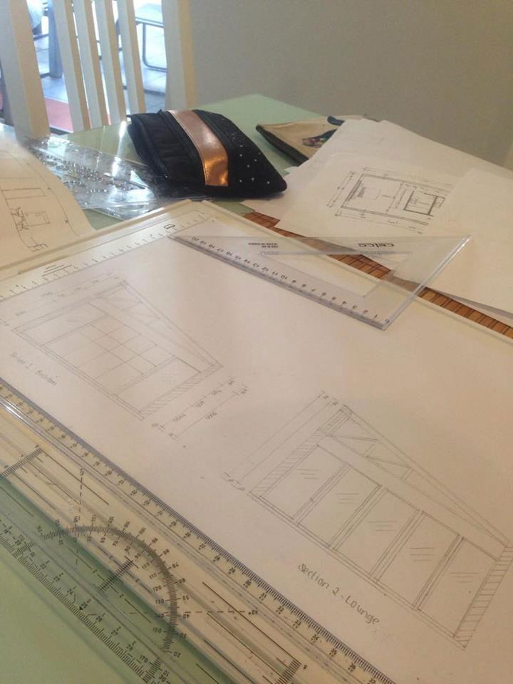 plugga inredningsdesign utomlands