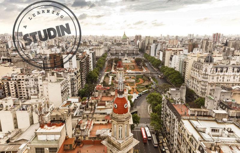 Studera spanska i Argentina