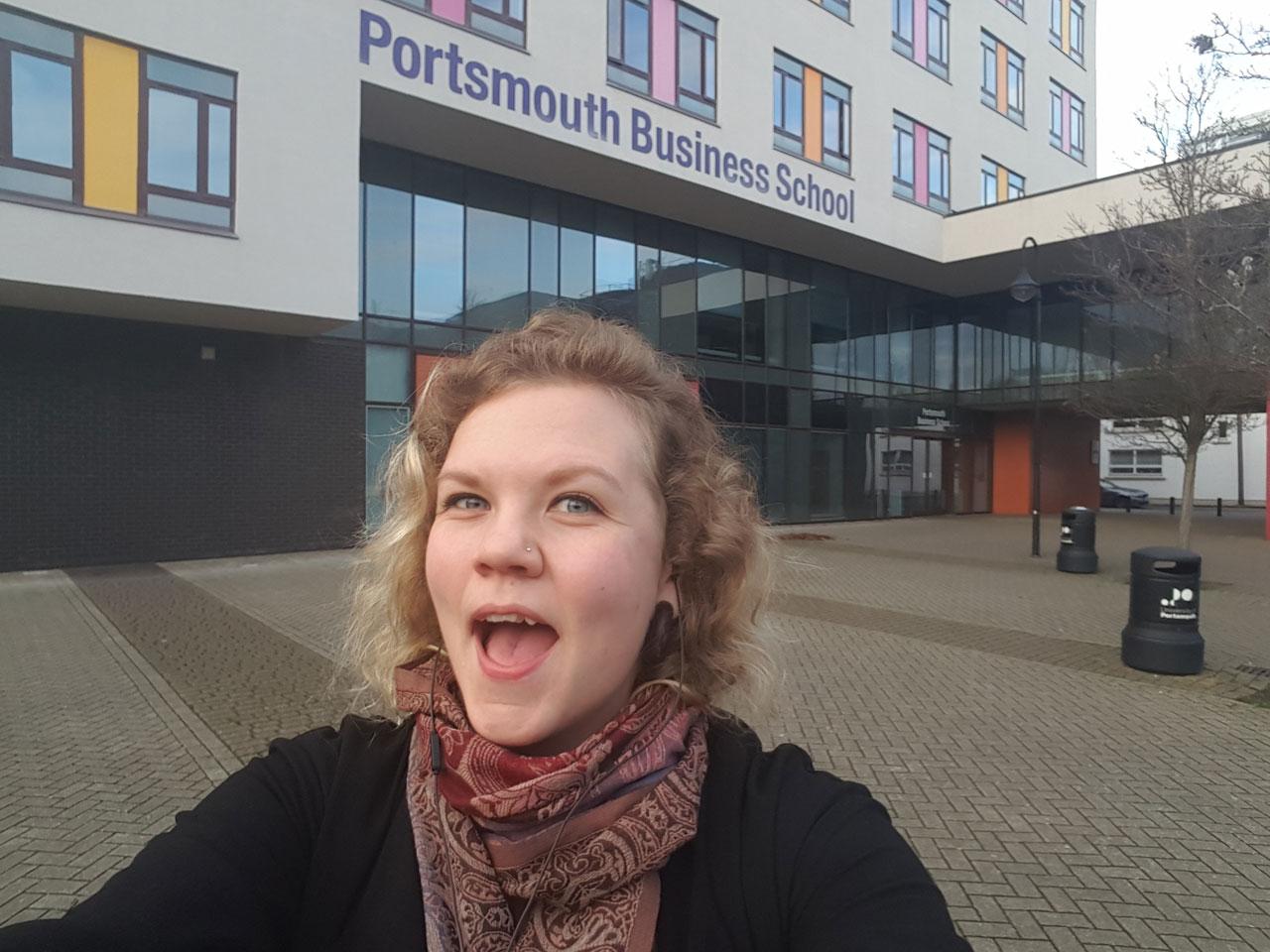 studera universitet england-university-portsmouth