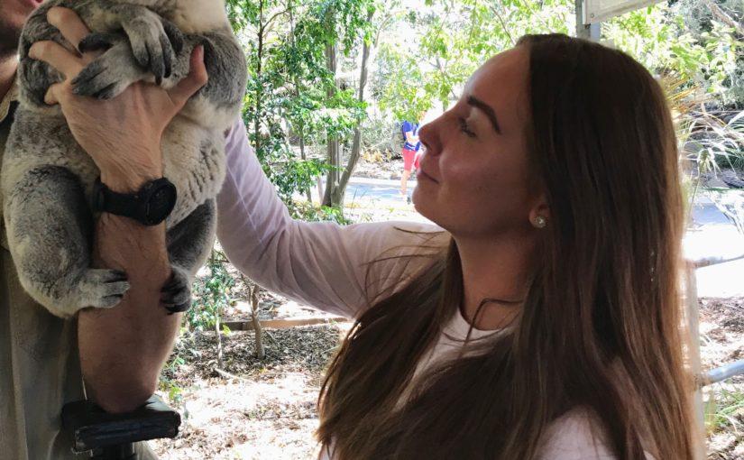 Blogg om att studera Australien