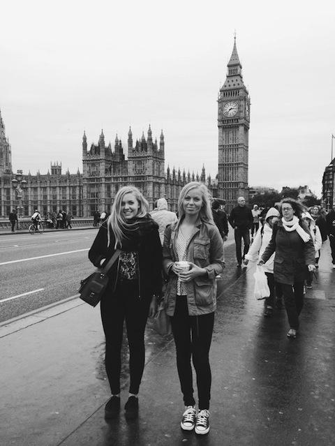 Jobba i London – en hälsning från Åsa & Olivia