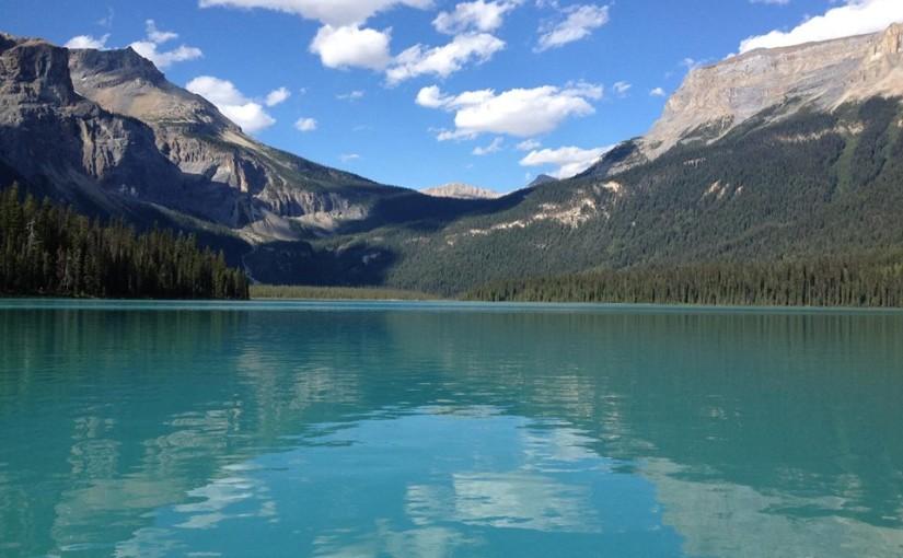 Fantastisk natur och jobb i Kanada = Linneas verklighet!