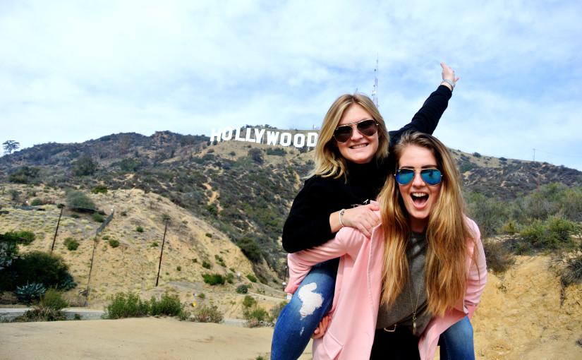 Livet och studier i Los Angeles