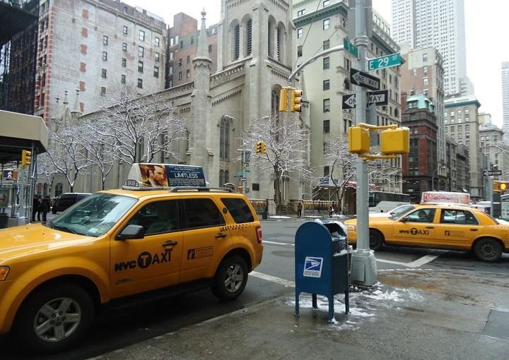 The Big Apple – eller, mitt New York!