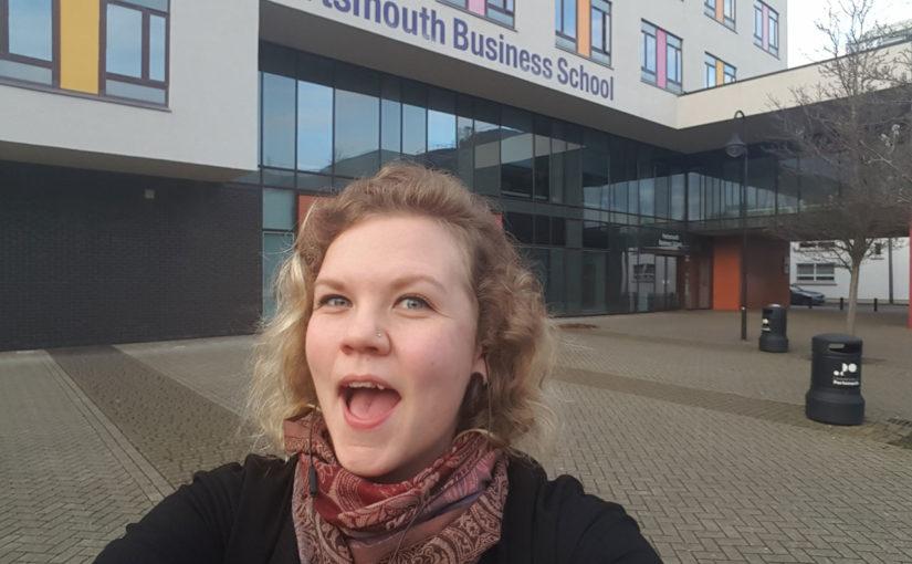 Studera universitet England University of Portsmouth