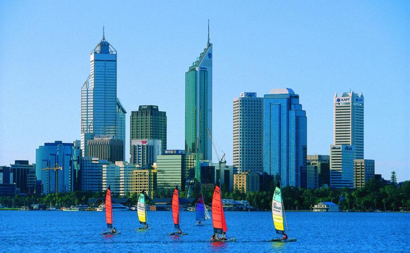 Studera i Australien Emma i Perth