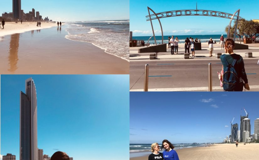 Livet som student i Australien